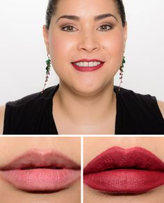 Anastasia Dazed & Currant Liquid Lipsticks Reviews, Photos, Swatches
