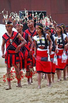 Tangkhul dance - Imphal, Manipur, India Copyright: Bornav Raychaudhury