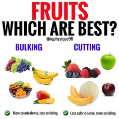 Fruits are an important part of your daily diet. But when trying to lose weight or add mass, understanding calories are crucial. Paleo Diet Plan, Healthy Diet Plans, Healthy Weight, Healthy Eating, Trying To Lose Weight, Diet Plans To Lose Weight, Losing Weight, Most Effective Diet, Diet Plans For Women