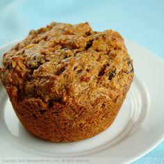 My Mom's Muffins: From Pioneer Woman. A healthy, delicious muffin with bananas, flax seed, molasses and raisins.