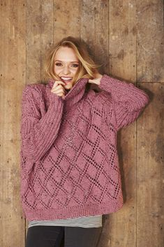 1f600d3db Jumpers in Stylecraft Alpaca Tweed Chunky - 9319 - Leaflet. Discover more  patterns by Stylecraft