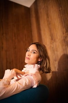 First Look: Alexa Chung for M&S...