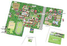 Kunitachi Campus Map Campus Maps Locations About Us Hitotsubashi University