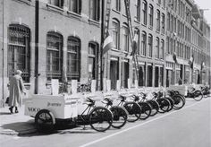 Albert Cuypstraat  1956 - Ben Merk