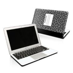 MacBook Skin - Composition Notebook.  Was $ 33.74 but now is $24.99