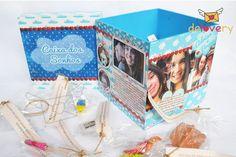 presente criativo para namorados - caixa dos sonhos