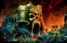 Castle Grayskull  box art