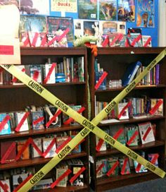 "Banned Books Week: Slaying Censorship | Edutopia...cute ideas for quotes like ""Do not read or your mind will be corrupted""."