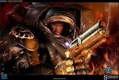 StarCraft2 Raynor 1/6th scale figure by Bigshot Toyworks