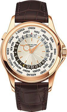 Patek Philippe Complicated Watches WorldTime 5130R-001