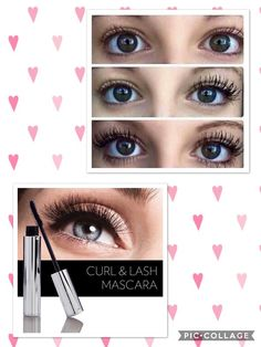 Nu Skin Mascara, Curling Mascara, Curl Lashes, Eyelashes, Waterproof Mascara, Buisness, Younique, Beauty Secrets, Curls
