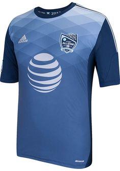 29eec2d9e55 2013  MLS  AllStar Men s Adidas Soccer Replica Jersey http   www.