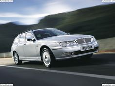 Rover 75 Tourer The Rover 75 Tourer is the first all-new product from the new MG Rover Group and made its eagerly-awaited sales debut in July Station Wagon Cars, Shooting Brake, Commercial Vehicle, Vintage Cars, Dream Cars, Bmw, The Incredibles, Vehicles, Trials