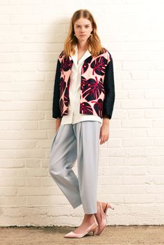 Mother of Pearl Spring 2014