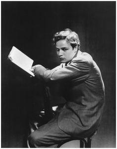 Marlon Brando, 1946; Photo Cecil Beaton