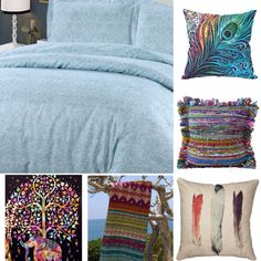 Bohemian beauty bedroom ideas products available on Amazon
