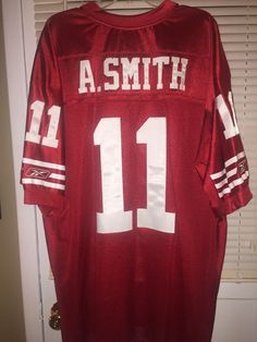 Cheap NFL Jerseys Online - SF 49ers look at Alex Smith's booty XD! | 49ers!! | Pinterest ...