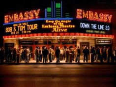 Taking in a Broadway play, Philharmonic performance, or a concert at the beautiful Embassy Theatre is a great way to spend a date night in downtown Fort Wayne!