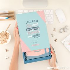 Agenda 2017-2018 Día por página - Sueños, planes y mil historias por cumplir