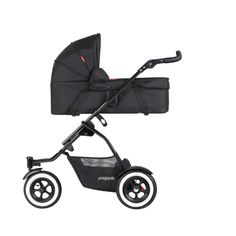 phil&teds DOT with snug carrycot attachment