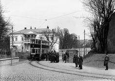 Hütteldorf Linie 49 Triebwagen Type E 2545 (Stockwagen) Baujahr 1912 ab 1913 Nummer 452, 1930 Umbau zum 263 K-Triebwagen Nummer 2543 Ausgeschieden 1971