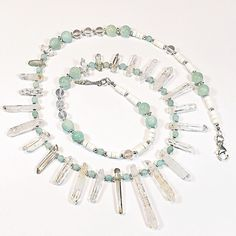 Hey, last minute shoppers: we've got a sale going on in store just for you! Stop in for a look and find all the gifts she will love: fashionable, functional, and fun jewelry for your favourite lady. Fringe Necklace, Tribal Necklace, Silver Pendant Necklace, Sterling Silver Necklaces, Beaded Necklace, Wire Jewelry, Unique Jewelry, Gemstone Jewelry, Birthstone Necklace