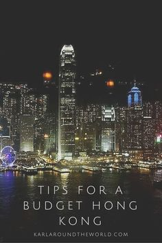 Apps and Tips for you to score good deals and get around Hong Kong for cheap