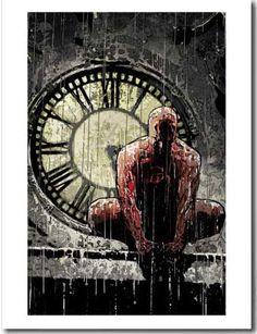 Daredevil #62 Cover: Daredevil