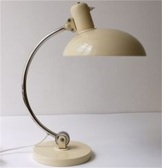 1940s. Bauhaus Desk Lamp.