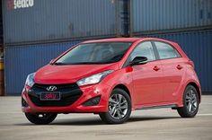 Hyundai lança versão 'picante' do HB20 a partir de R$ 44.450 - Carros - iG