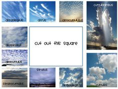 Queen of the First Grade Jungle: Much Anticipated... Cloud Frame Freebie