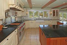 modern ranch kitchen design - Google Search