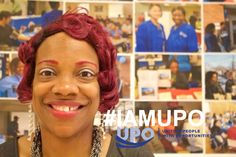 """UPO's Workforce Development classes taught me how to use new technology to search and prepare for new career opportunities. UPO helped me to get to where I needed to be to compete for today's jobs.  UPO did that for me."""" #IAMUPO #UPOinDC #Nonprofit"""