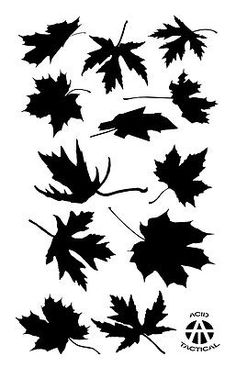 camouflage stencils free printable