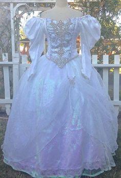 Sarahs Labyrinth Masquerade Movie Gown Custom by RomanticThreads
