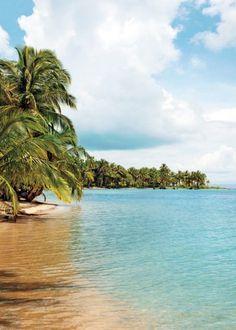 Isla Bastimentos in the Bocas del Toro archipelago in Panama