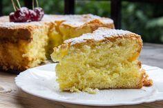 Gluten-Free Lemon Sponge   via: Five Euro Food
