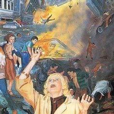 Armageddon. Jehovah's Witness