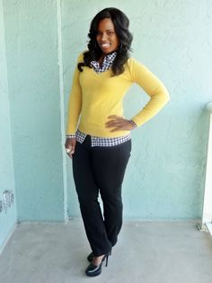 Curves and Confidence | Inspiring Curvy Fashionistas One Outfit At A Time: Impromptu Dressing