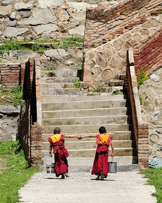 Strong together, Tibet