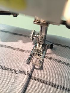Fabric Center Utah - Learn how to make a french seam as well as how to use it to add a gathered detail to your next sewing project! #sewingtutorial #sewing #frenchseams fabriccenter.net | fabriccenterutah.blogspot.com