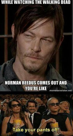 Norman Reedus funny memes