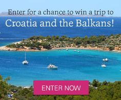 I just entered the Prevention Magazine Croatia Sweepstakes! NO PURCH NECESSARY. Open to 47 US & DC (excluding AK, HI, MI, PR & CAN), 21+. Ends 7/22/16. See rules at www.prevention.com/croatiasweepstakes.
