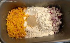 Bread Machine Cheese Bread Recipe, Breadmaker Bread Recipes, Bread Machine Recipes Healthy, Best Bread Machine, Bread Maker Machine, Bread Maker Recipes, Quick Bread Recipes, Bread Machine Rolls, Ma Baker
