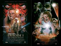 Star Wars or Zombie Wars?