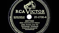 Eddy Arnold – Anytime http://www.countrymusicvideosonline.com/eddy-arnold-anytime/ | country music videos and song lyrics  http://www.countrymusicvideosonline.com/