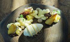 La Petite Colombe: A Slice of Serene Fine Dining Tasting Room, Fine Dining, Serenity, Restaurants, Menu, Vegetables, Food, Menu Board Design, Essen
