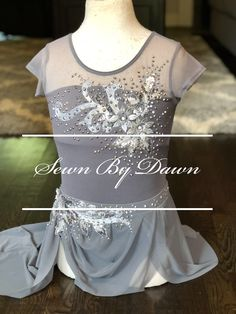 Pewter Dance Costume