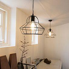 Hanglamp Frame D zwart - 90560