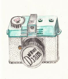 /// mini diana /// Lomography